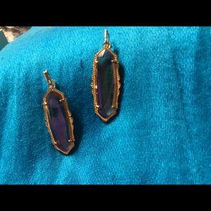 Rare.   Kendra Scott earrings